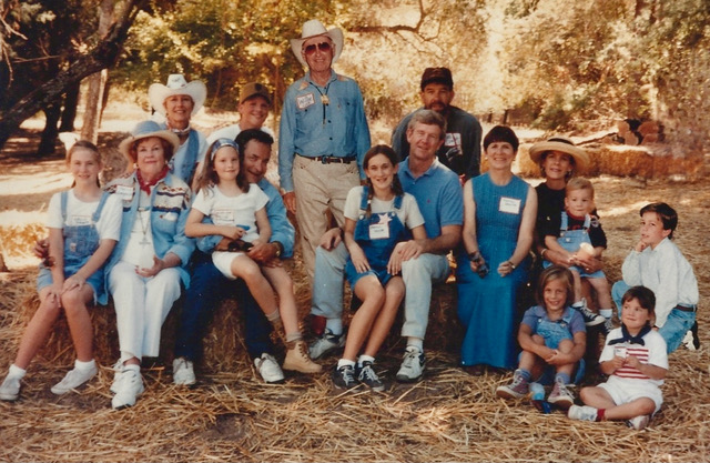 Laughlin Family Tree
