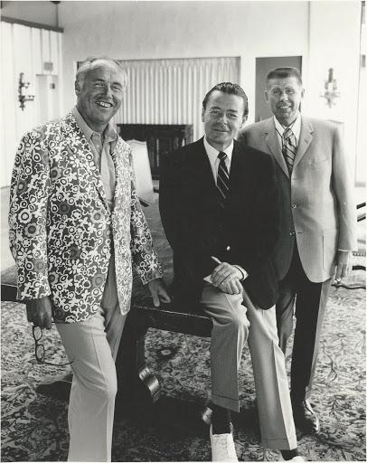 Bill Laughlin, Bill Scandlin & Harry Anderson (Founders)